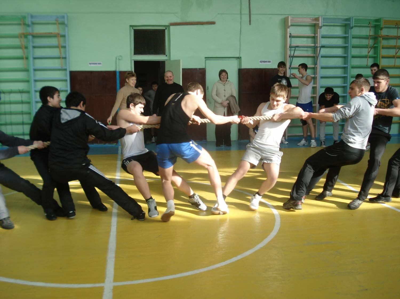 Сценарии спортивных мероприятий для подростков